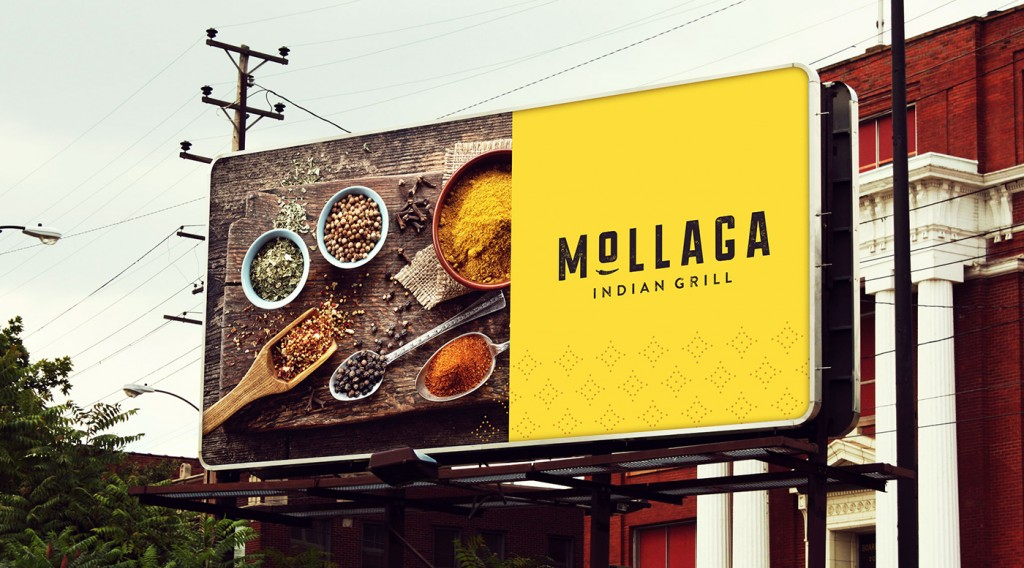 Fast-Casual Indian Restaurant Branding