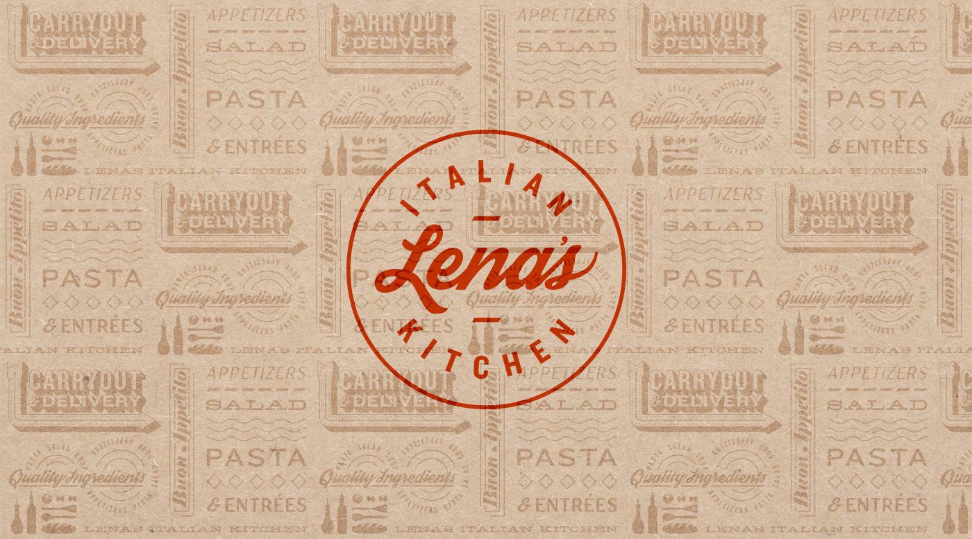 Lenas-logo-pattern