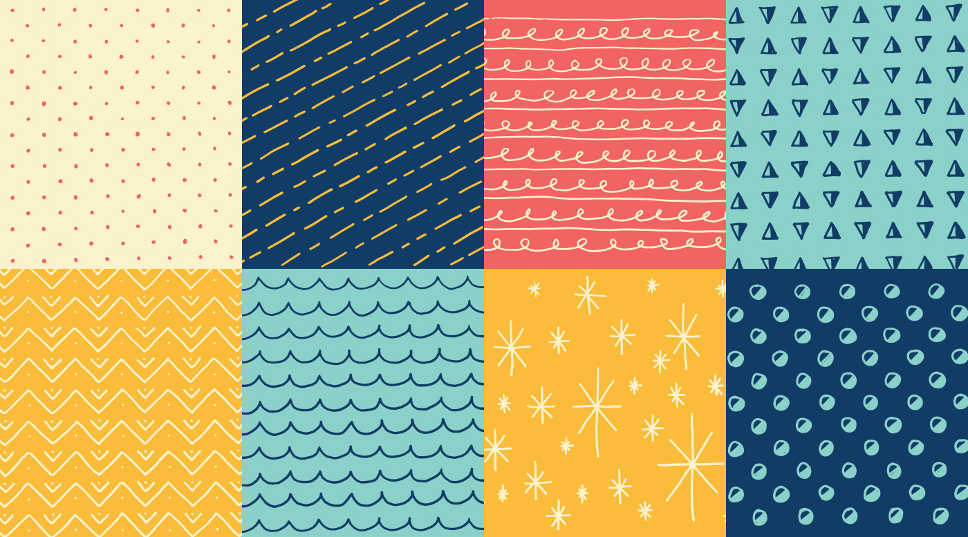 Bon-Bons-Handdrawn-Patterns