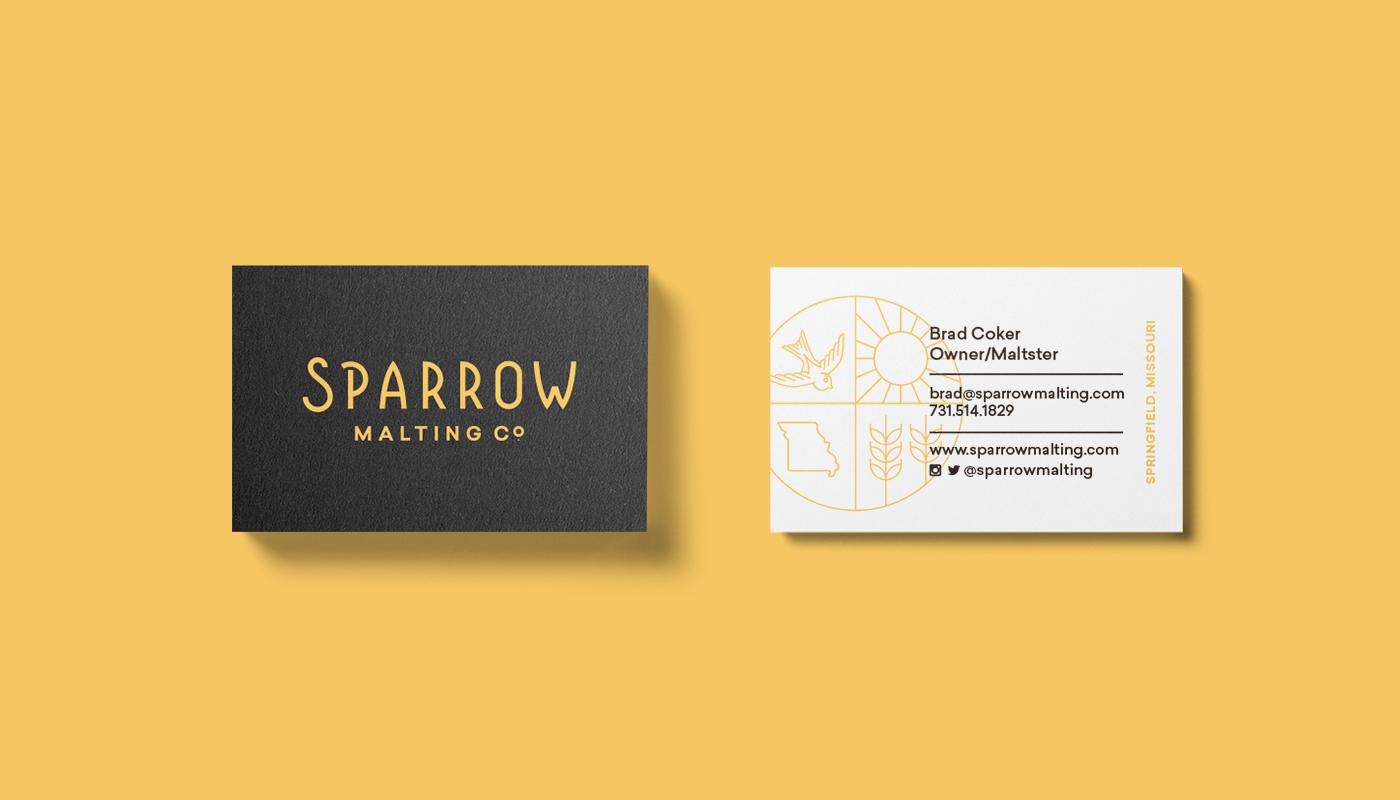 Sparrow Malting Co. »