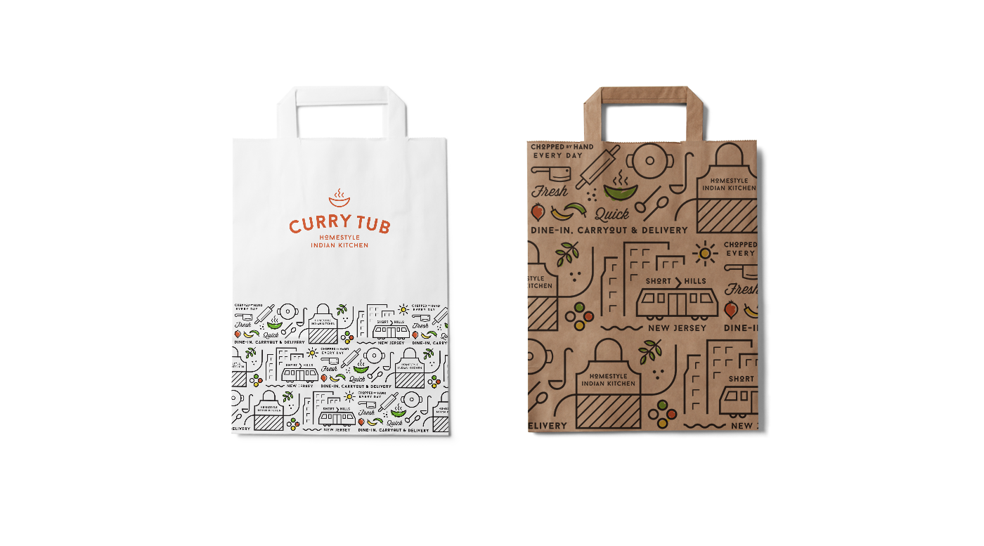 Curry-Tub-Bags