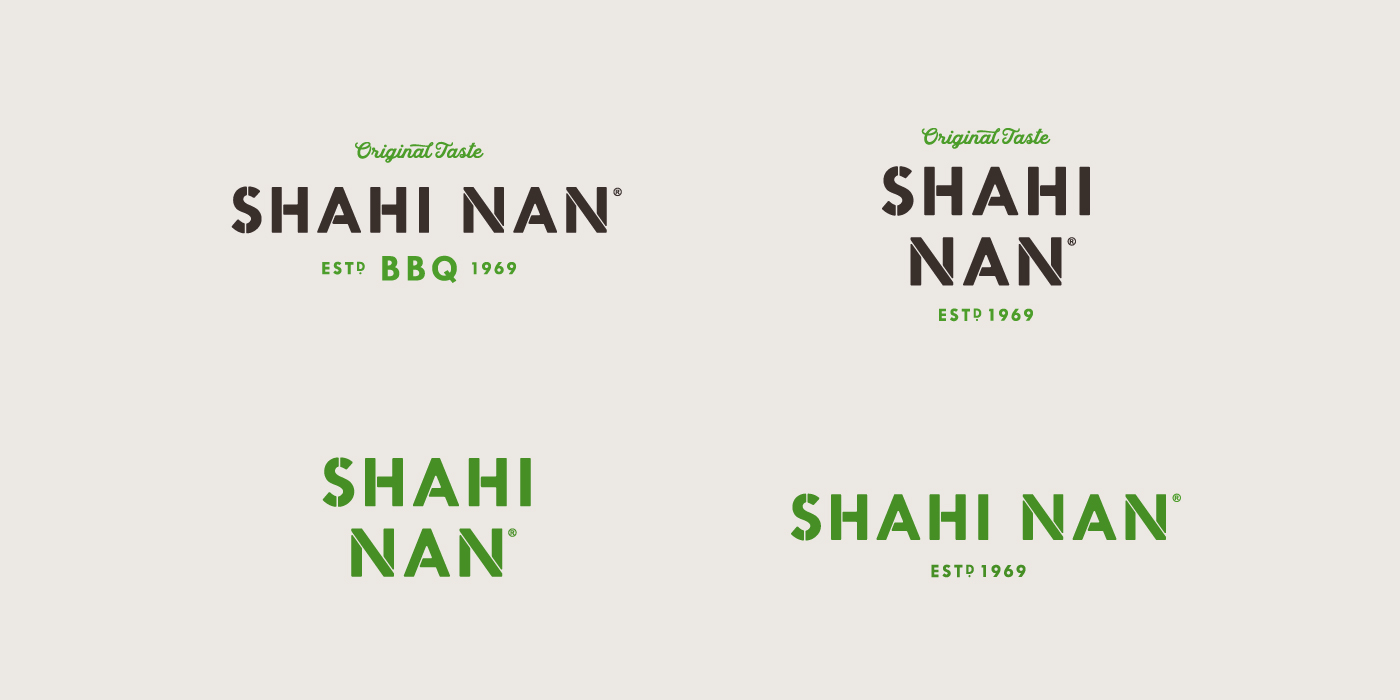 Indian BBQ London Logo Design