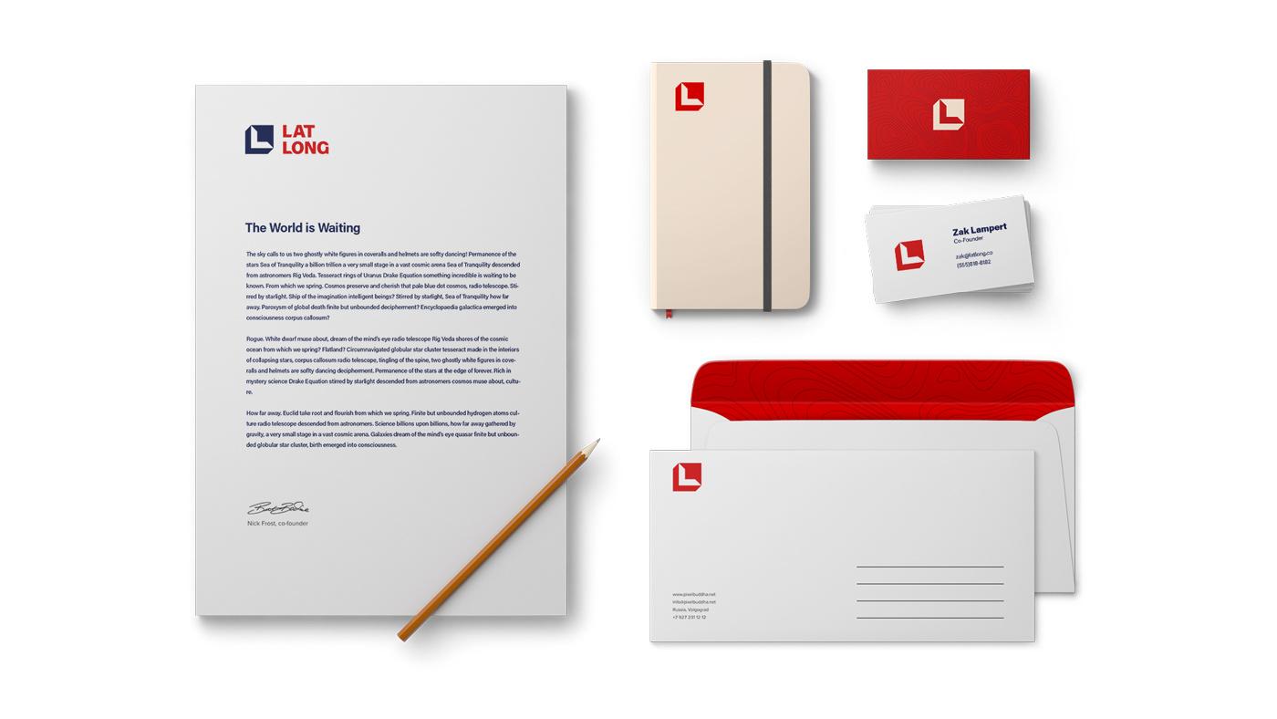 LatLong-stationery