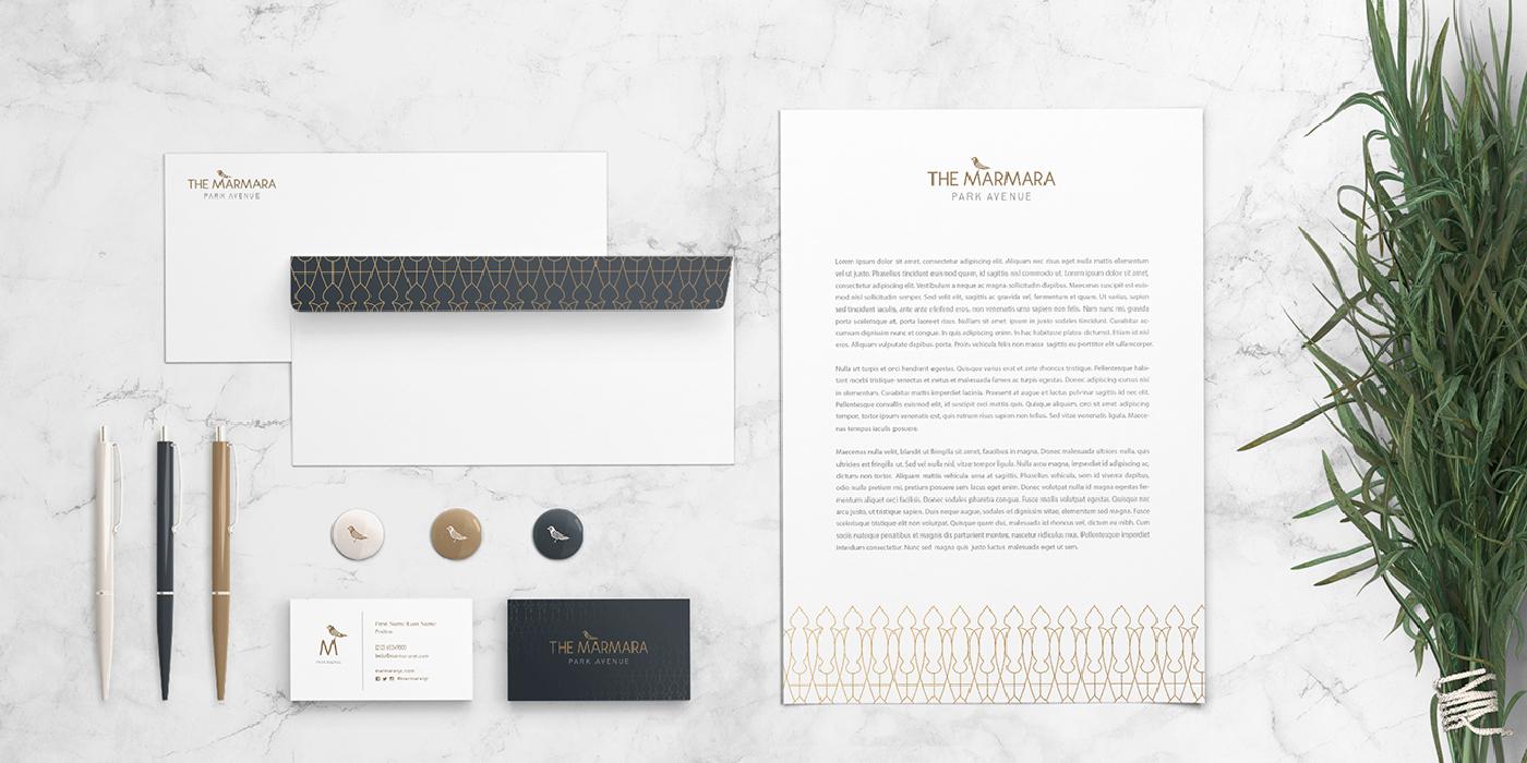 luxury-hotel-branding-stationery
