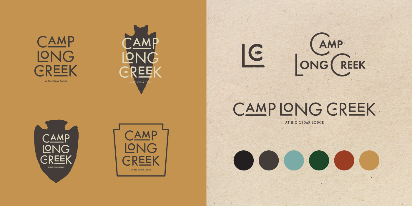 Camp-Long-Creek-Logos
