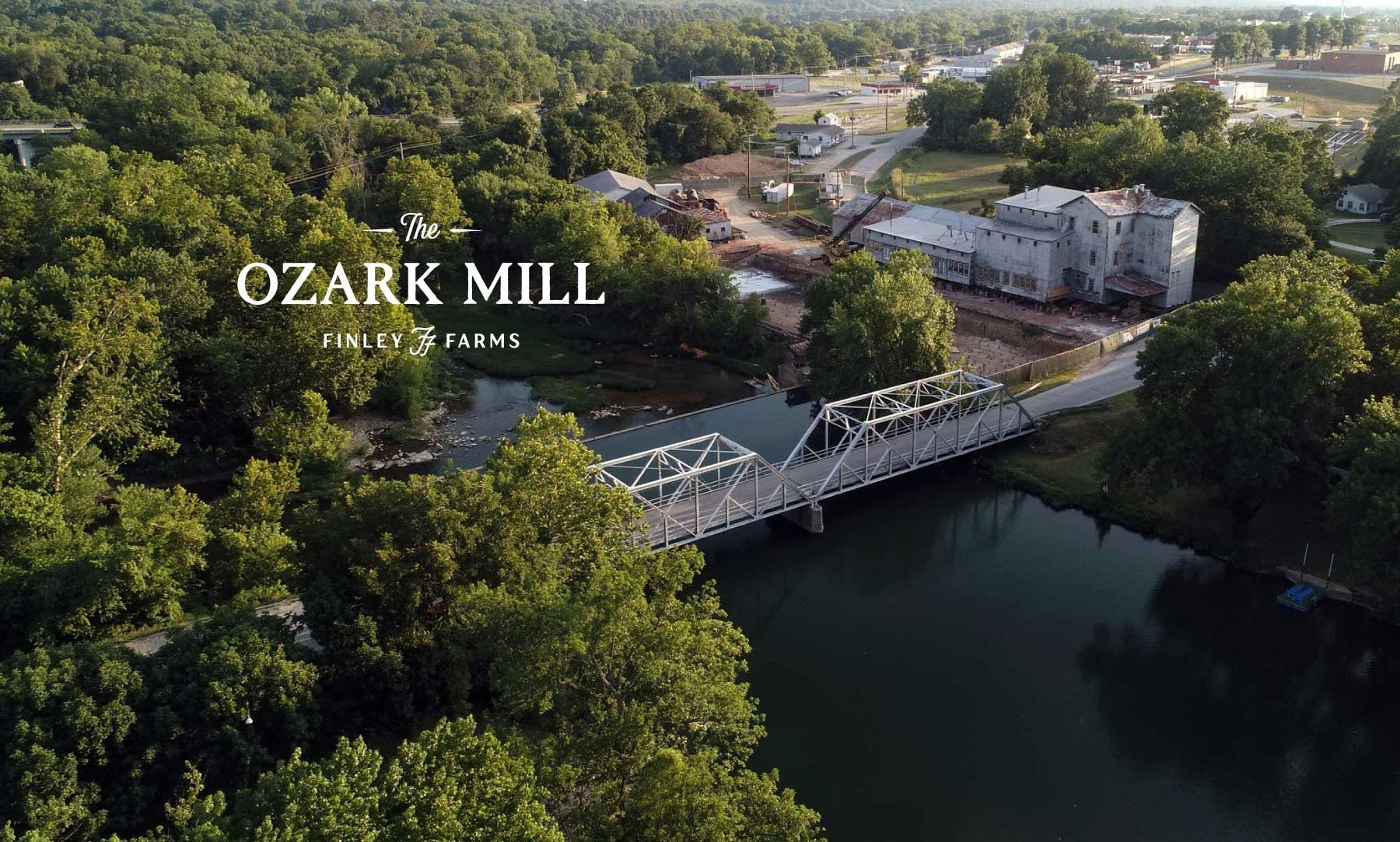 Restoration of Historic Landmark in the Ozarks