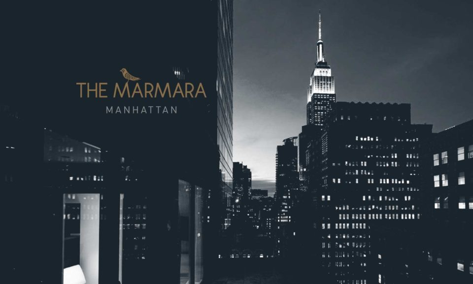 Hotel Branding, Hotel Logo, Luxury Hotel in Manhattan, New York