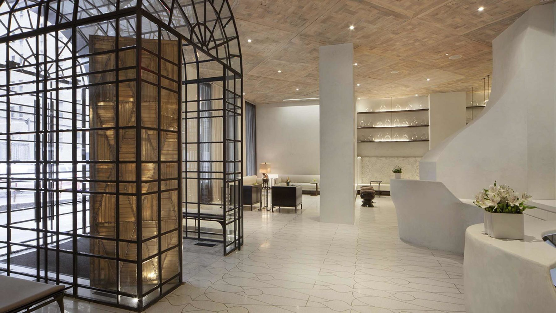 Luxury Boutique Hotel Manhattan