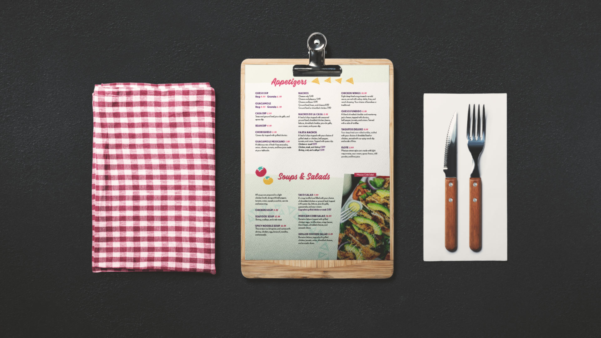 mexican-restaurant-menu-design